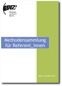 2013-Methodensammlung-fuer-ReferentInnen-Cover