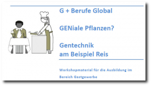 2013 Workshop GENiale Pflanzen