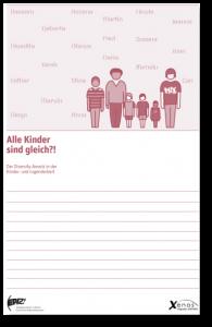 2014 Diversity-in-der-K-J-Arbeit-Alle-Kinder-sind-gleich-Cover