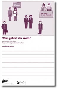 2014 Planspiel-Wem-gehoert-der-Wald-vereinfacht-Cover