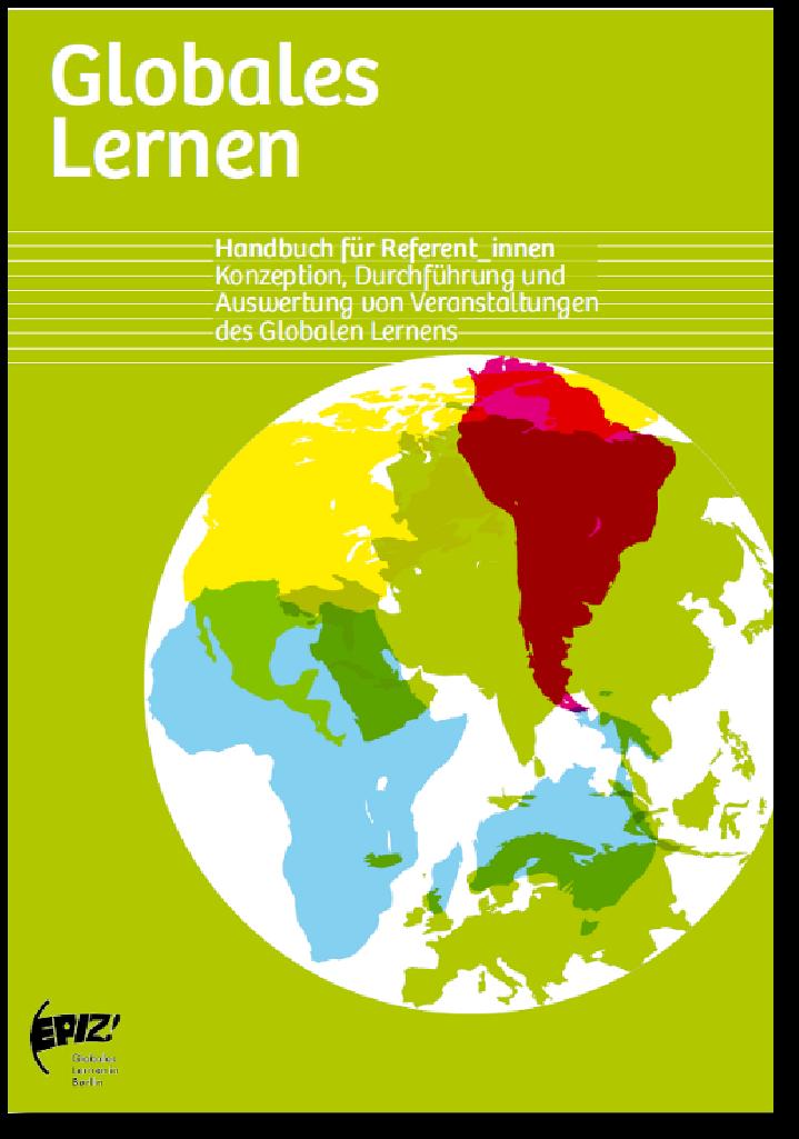 Handbuch Globales Lernen für Referent_innen 2016