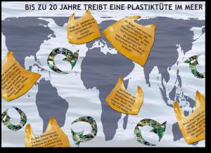 Karte Plastik