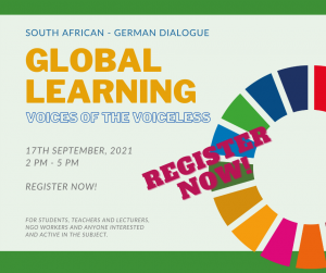 Global learning - voices of the voiceless
