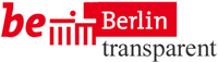 Link zu Berlin Transparent